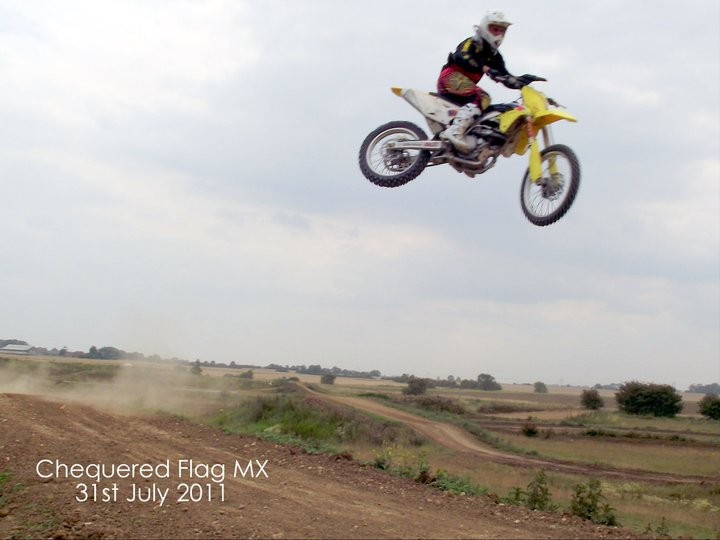 Chequered Flag Motocross Track, click to close